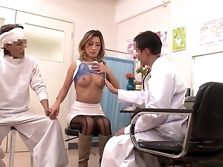 The Japanese Girl And The Gynecologist